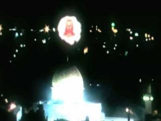 Jerusalem UFO: SHOCKING NEW FOOTAGE JESUS CHRIST