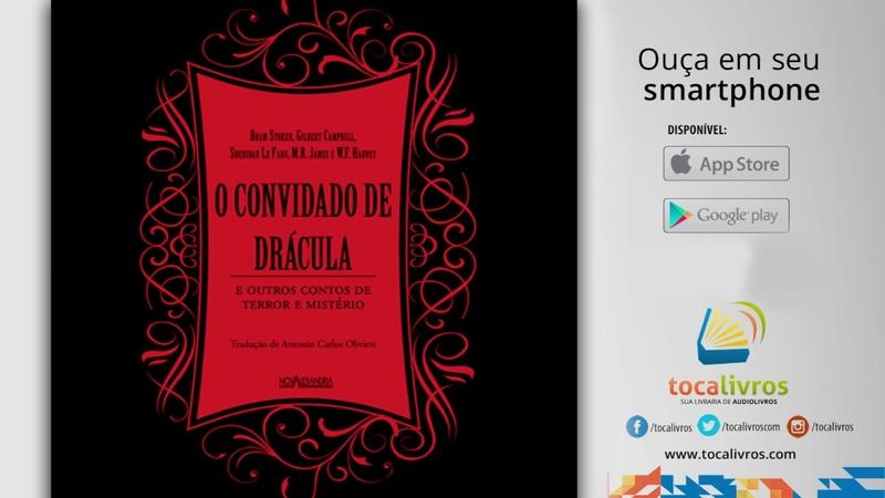 Audiolivro Convidado de Drácula