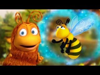 Мультики - Загадки про Животных - Прыг и Скок -  Пчела - для любителей мультфильма Пчелка Мая
