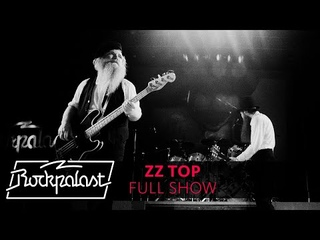 ZZ Top (Dusty Hill †) live | Rockpalast | 1980