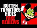 Rotten Tomatoes Disney EXP0SED Over 1 000 FAKE Reviews HID for Star Wars Resistance