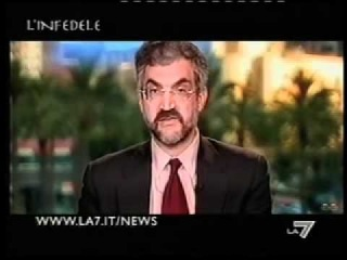 Giovanni Arrighi interviewed on Italian TV show L'Infedele (2006)