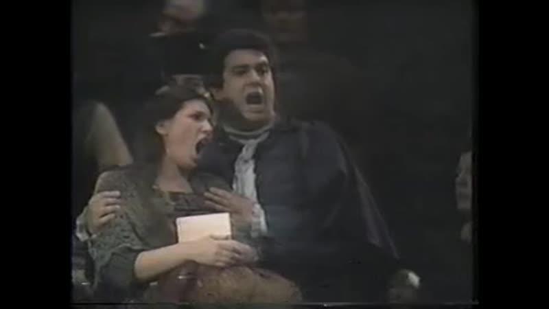 Manon Lescaut Plácido Domingo Sylvia Sass Romero Capecchi Georges Pretre Alla Scala 1978