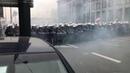 Pełen zapis z wjazdu tajniaków w tłum Marszu Niepodległości 2020.