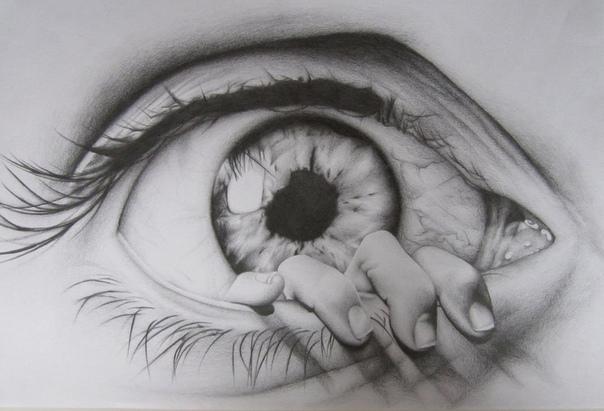 drawings of eyes - HD1280×870