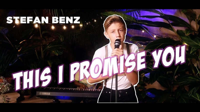 *NSYNC This I Promise You Stefan Benz Cover