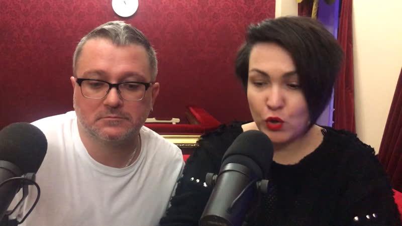Леся Альшевская и Алексей Акопов