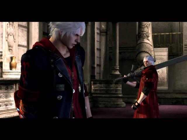 Devil May Cry 4 Cutscenes HD 1080p
