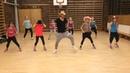 Zumba kids på Danscenter. Piradinha - Gabriel Valim Henry Mendez
