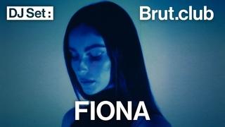 : FIONA en DJ set