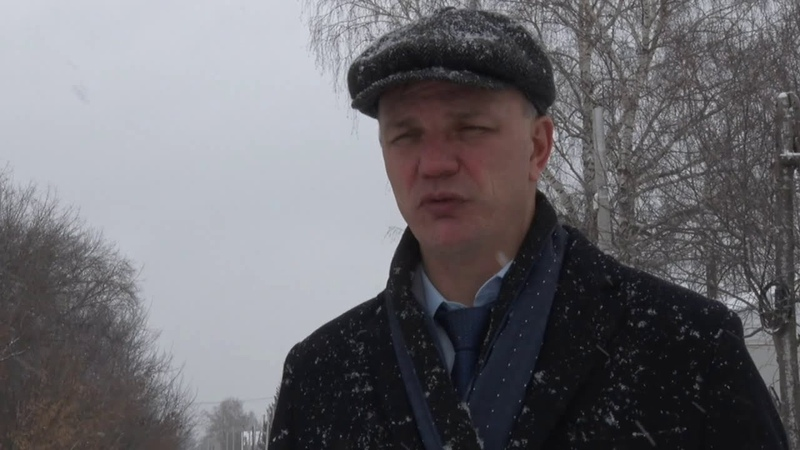 Глава Администрации МР Иглинский район Николай Самойленко