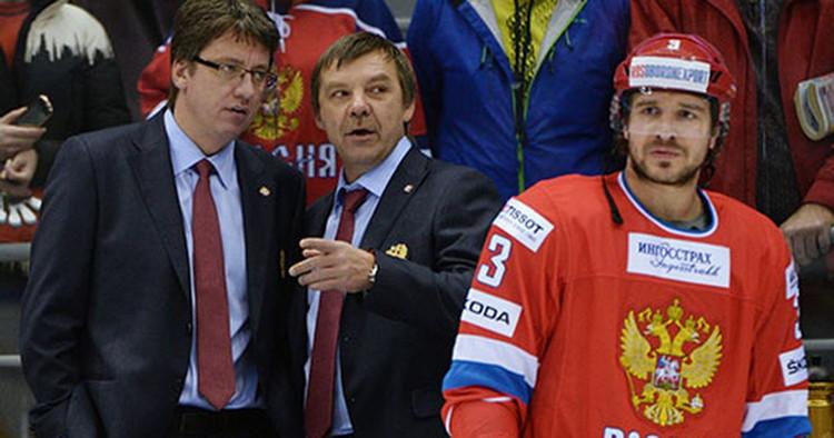 Олег Знарок и Андрей Зубарев