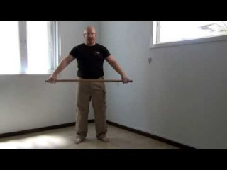 Systema Israel Stick course 1 Feeding and relaxing the joints Fingers wrists forearm shoulder