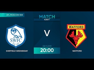 AFL19. England. Championship. Day 22. Sheffield Wednesday -  Watford.