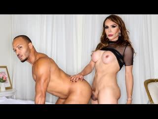 Trans Lust scene 3 Sofia Sanders Dillon Diaz