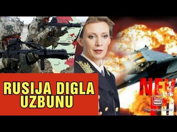 RUSIJA ZBOG SRBA DIGLA UZBUNU U NATO PAKTU MOSKVA NE PRAŠTA AGRESIJU