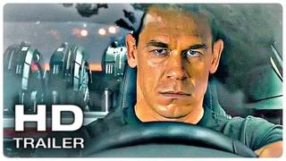 ФОРСАЖ 9 Super Bowl Русский трейлер #2 (НОВЫЙ 2021) Вин Дизель Action Movie HD