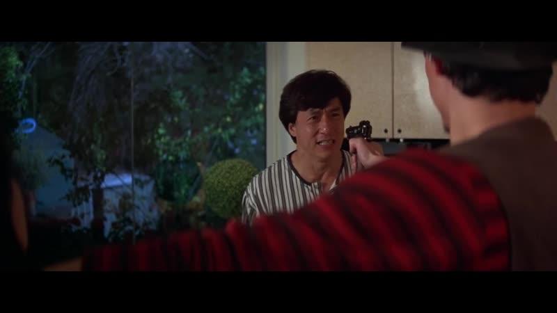Мистер Крутой Yat goh ho yan 1996 (Саммо Хун) | HD 720 | MVO
