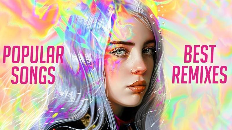 Best Remixes of Popular Songs 2020 EDM Bass Rap Trap Music Mix