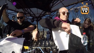 DJ Samed b2b Alex Bubnov - Live @ Magic Birthday at Fantomas Rooftop by Goa TV ()