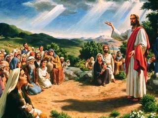 Нагорная проповедь. Учение Иисуса Христа.