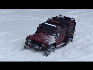 RC TRAXXAS TRX 4 Land Rover Defender 4WD