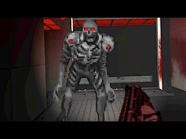SIREN An Intense Sci Fi Horror DOOM Total Conversion Mod with an Unkillable Smoke Monster Alpha