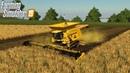 TWIN-SCREW XBR2 CRAWLER HARVESTER Farming Simulator 19