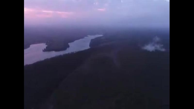 Українські бійці розбомбили опорний пункт Прищ бойовиків на Донбасі