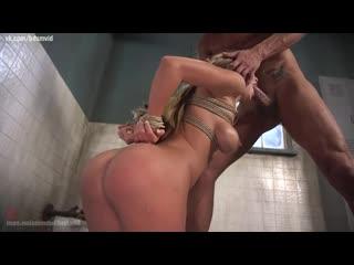 Фитоняшка грубо трахнута  [BDSM, porno, Sex, kinky, hardcore, rough, бдсм, секс, порно, жестко]