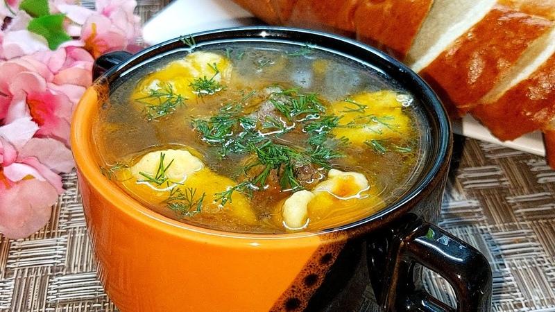 Самый Простой Быстрый и Вкусный Суп Получится у всех Готовлю часто для семьи все просят добавку