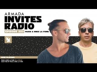 Armada Invites Radio 223 (Incl. Paige & Mike La Funk Guest Mix)