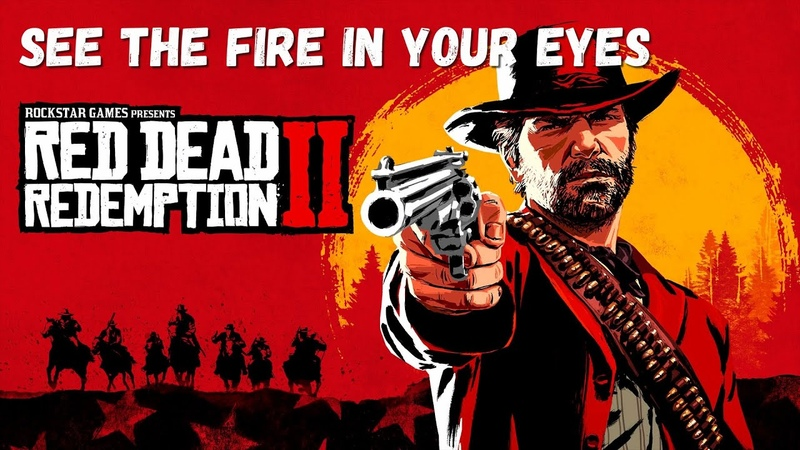 Red Dead Redemption 2 OST See The Fire In Your Eyes