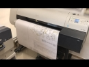 Печать документов А1, А0, А2