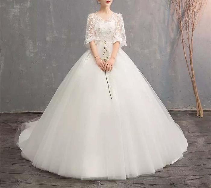 sPHeUqXURfI - Свадебные платья для беременных 2020 (реклама спонсоров)