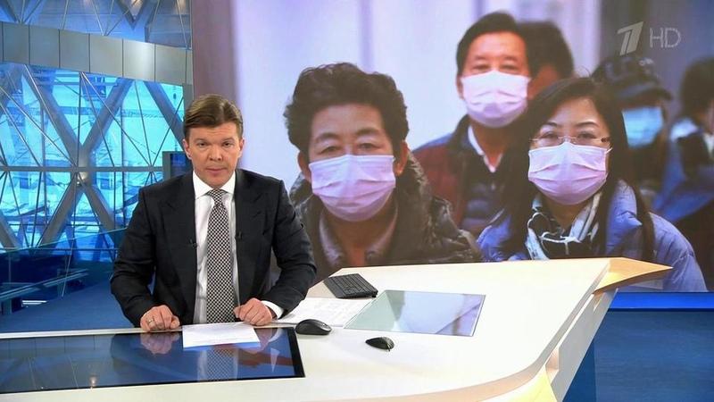 Татьяна Голикова С20 февраля приостанавливается въезд вРоссию китайских граждан Новости Первый канал