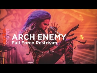 Arch Enemy  Full Force Festival 2019 - ARTE Concert