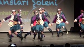 Motif Sanat - IZMIR Yöresi / Toplum Halk Danslari Festivali