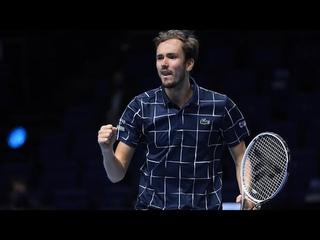 Даниил Медведев vs Доминик Тим ATP Лондон Итоговый турнир, финал