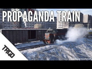 BF4 - What Happens To The Train On Propaganda?
