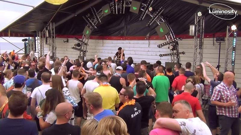 Dan Stone [FULL SET] @ Luminosity Beach Festival 26-06-2015