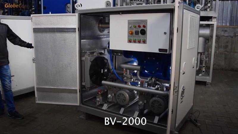 Техническое обслуживание трансформаторов установками УВМ БВ и Суховей