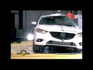 2013 Mazda 6 CRASH TEST