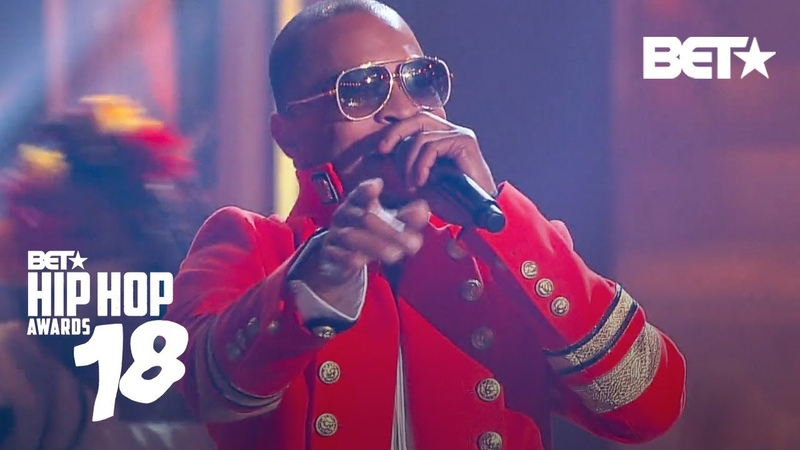 T.I Performs Wraith With Yo Gotti And Jefe | Hip Hop Awards 2018
