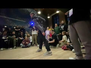 Battle HIP-HOP PRO 1/8 | Zee vs Yaromchuk | Home buck 4