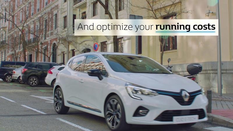 Renault E TECH Smart choice