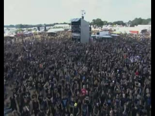 Possessed - Confessions (Live Wacken Open Air 2007)