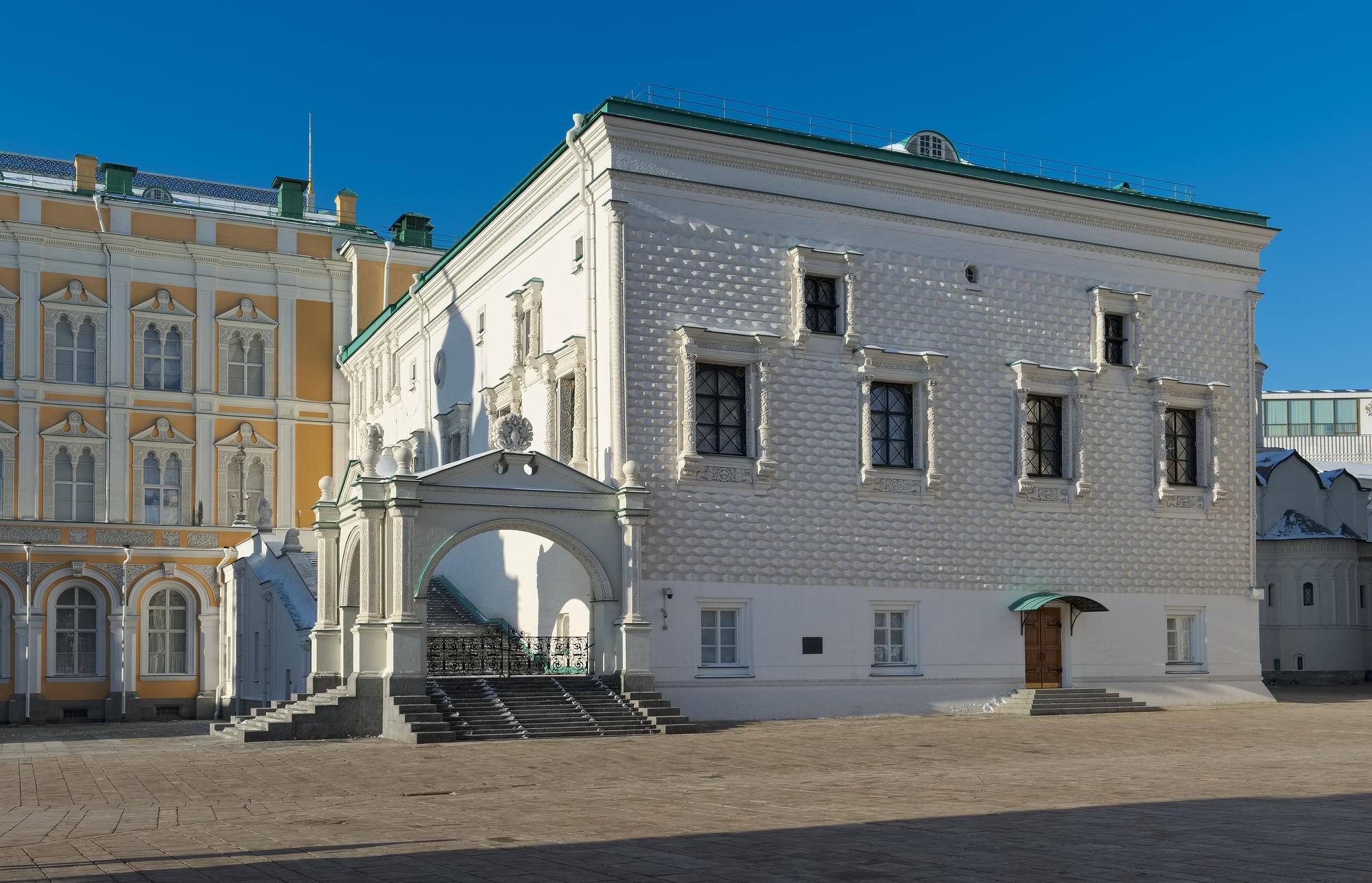 Самые старые здания Москвы, изображение №5
