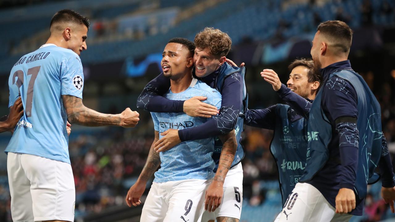 Манчестер Сити - Реал Мадрид, 2:1