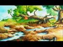 04. Кролик берёт отпуск Ушастик-цветовод (♥ Приключения Винни-Пуха 4 сезон)